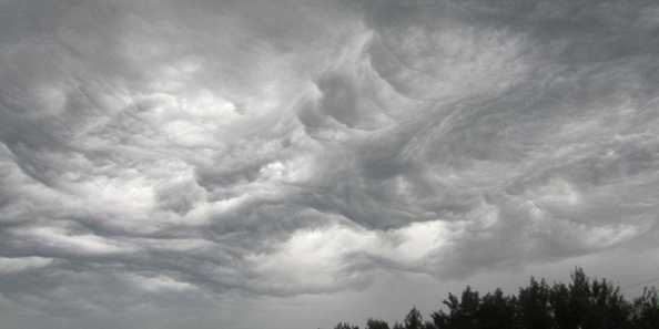 Ever seen clouds like these?